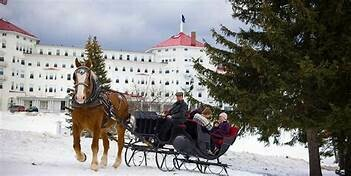 November 30-December 2, 2021 White Christmas at the Omni Mount Washington Hotel New Hampshire