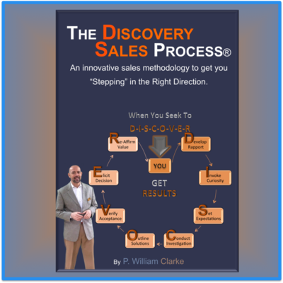 PRE-PRODUCTION ORDER The Discovery Sales Process by P. William Clarke