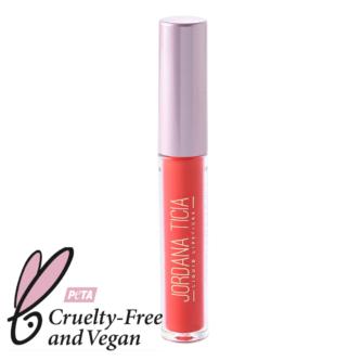 Jordana Ticia Matte Liquid Lipstick - Paint The Town
