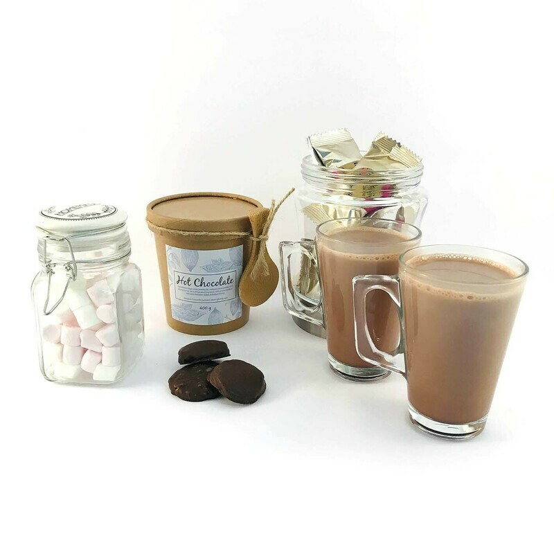 HOT CHOCOLATE SNUGGLE BOX