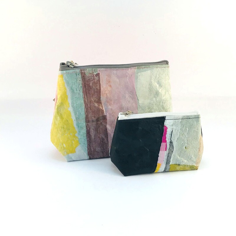 PLASTICITY COSMETIC BAGS