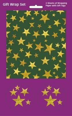 GW0008 Green Stars