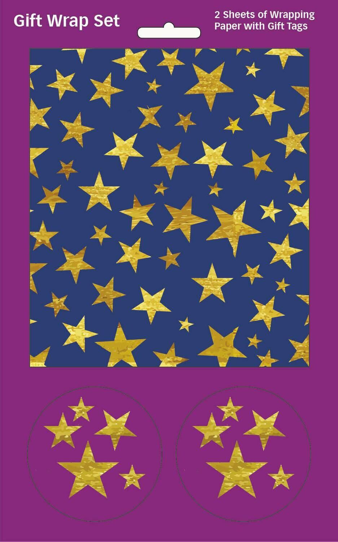 GW0008 Blue Stars
