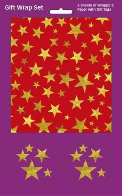 GW0008R Red Stars