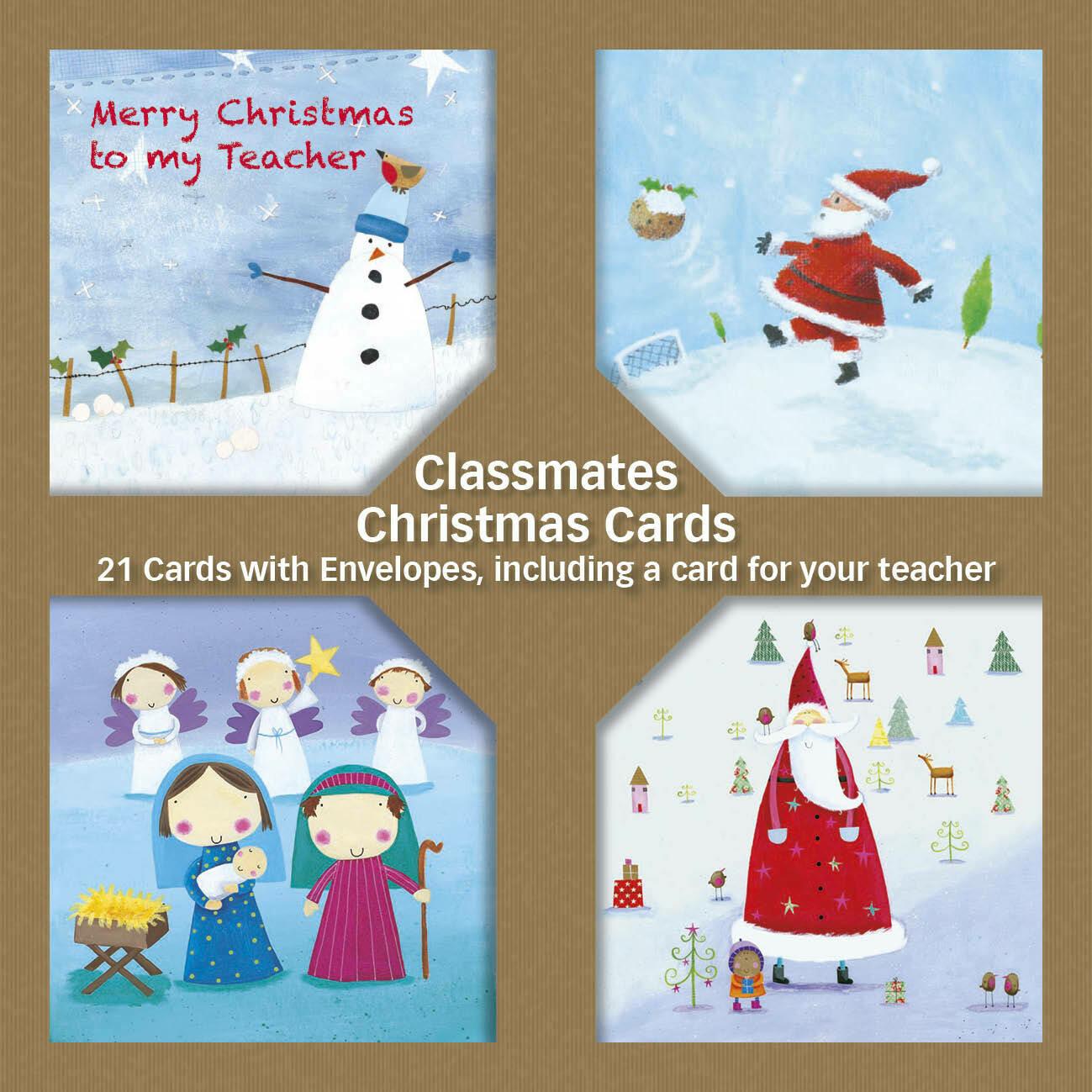 Classmates Cards