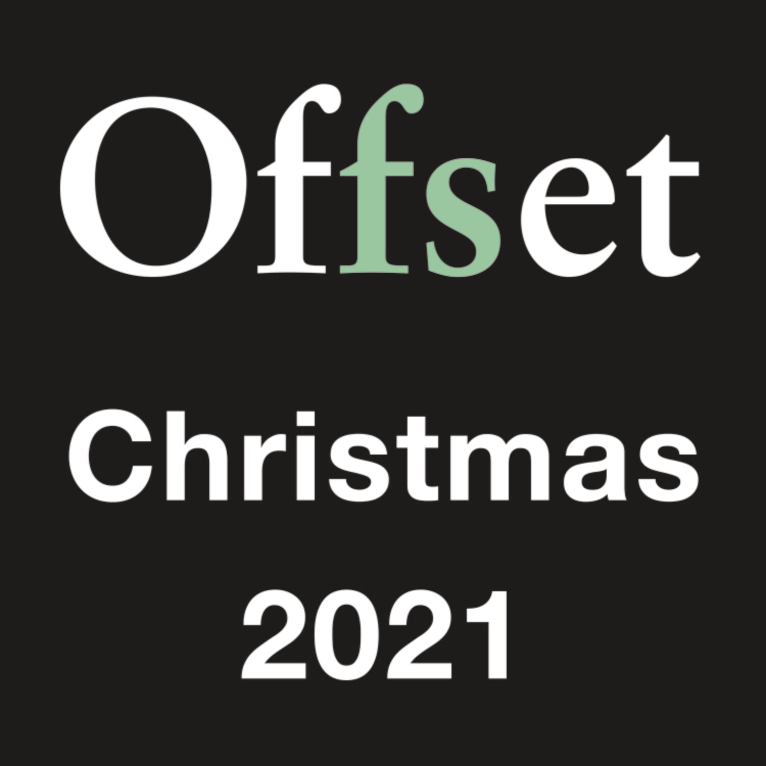 Christmas 2021 Offset Catalogue