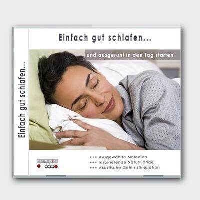 Einfach gut schlafen [CD]