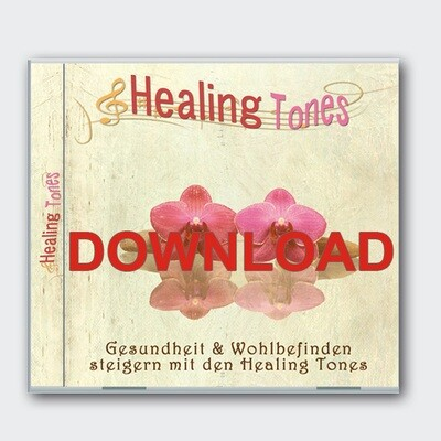 Healing Tones Album [Download]