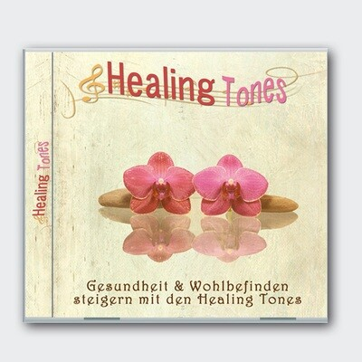 Healing Tones Album [CD]
