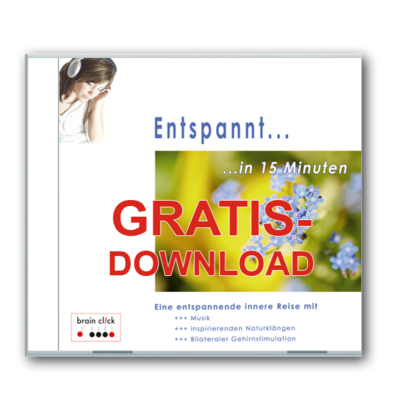 Entspannt in 15 Minuten [Gratis-Download]