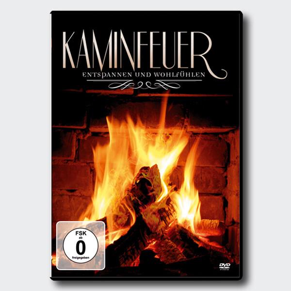 Kaminfeuer - Entspannen und Wohlfühlen [DVD]