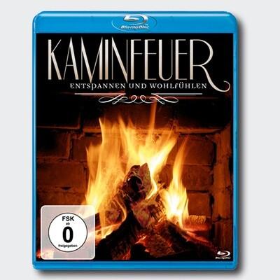 Kaminfeuer - Entspannen und Wohlfühlen [Blu-Ray]