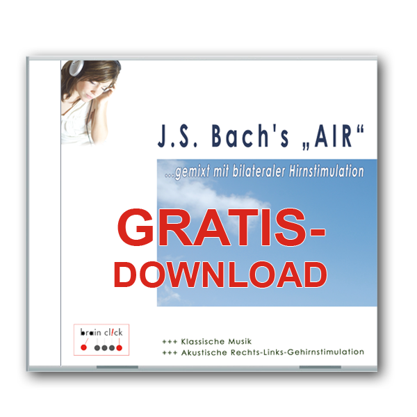 "Johann Sebastian Bach ""Air"" mit bilateraler Stimulation [Gratis-Download]"