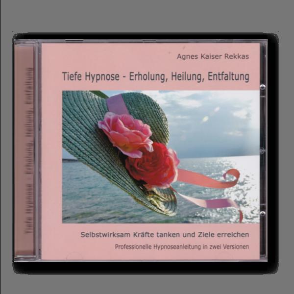 Agnes Kaiser-Rekkas - Tiefe Hypnose [CD]