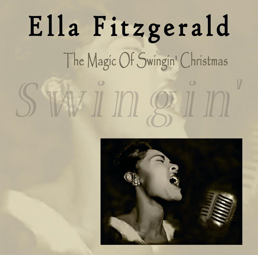 Ella Fitzgerald - Swingin' Christmas [CD]