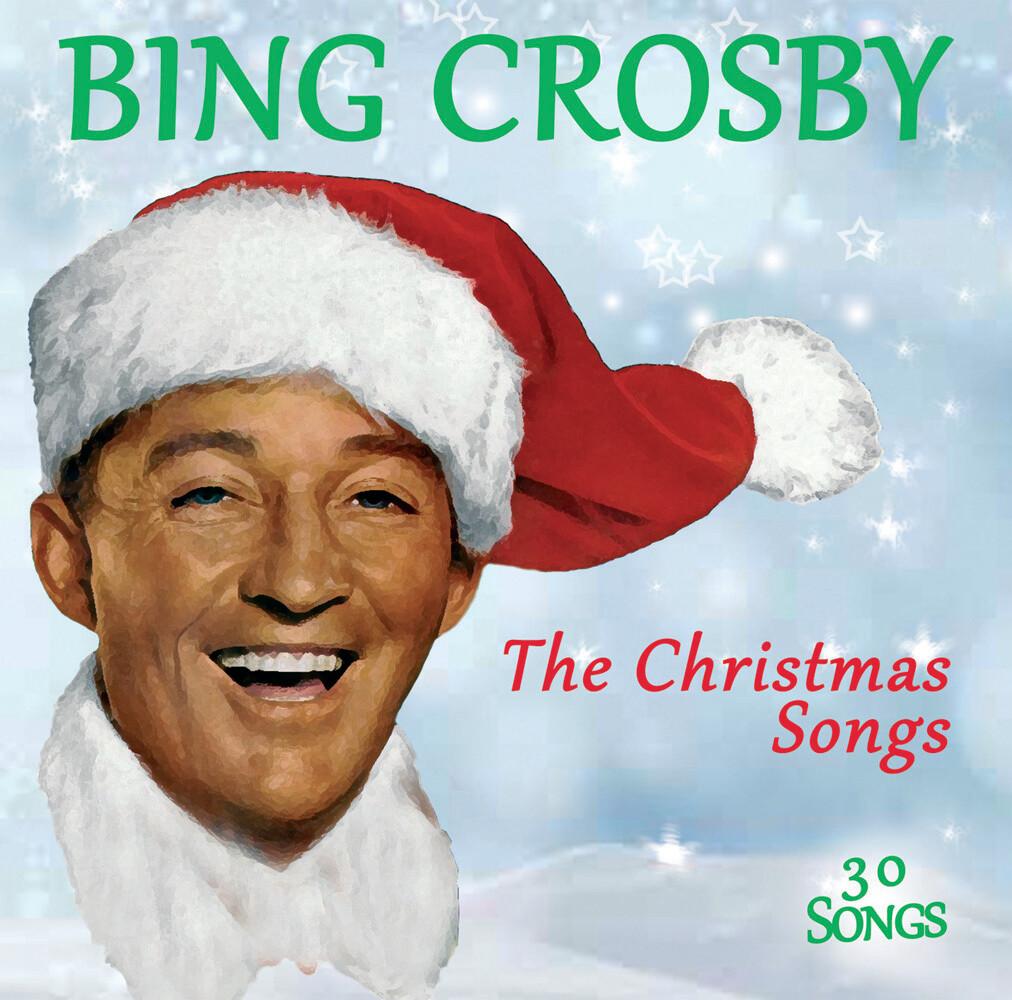 Bing Crosby - Christmas Songs [CD]