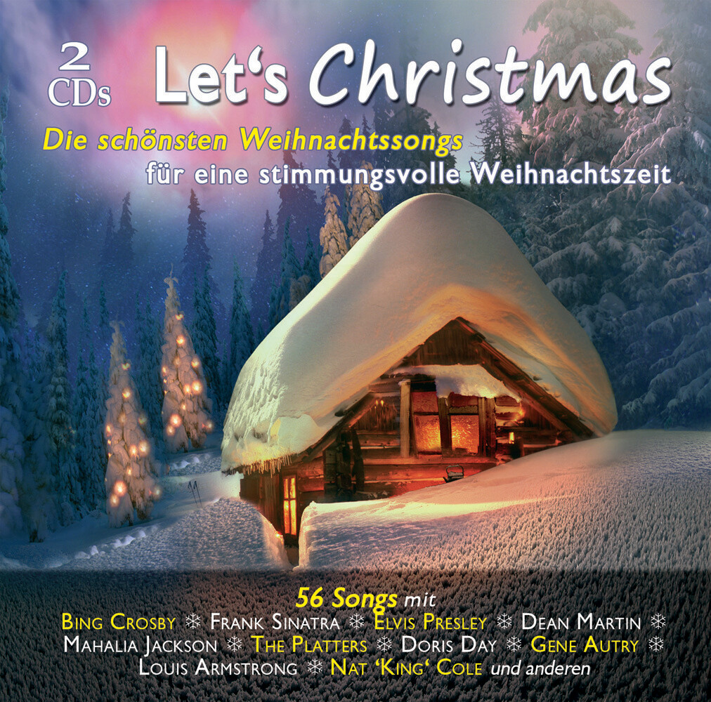 Various Artists - Let's Christmas [2-CD]