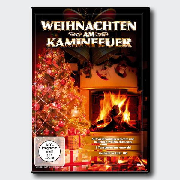 Weihnachten am Kaminfeuer [DVD]