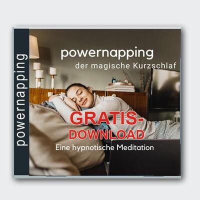 Powernapping - der magische Kurzschlaf [Gratis-Download]