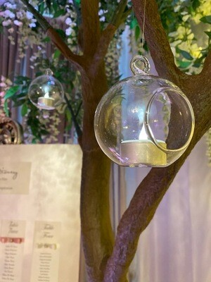 Hanging Glass Bauble