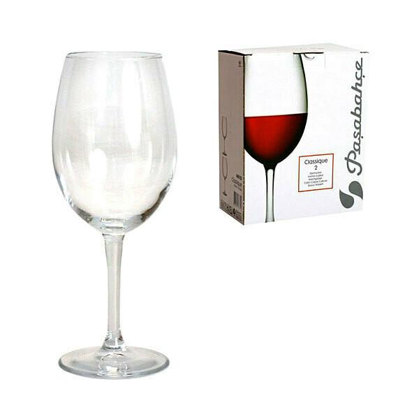 Набор фужеров для вина 2 шт