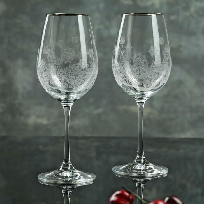 """Набор бокалов для вина """"Виола"""""""
