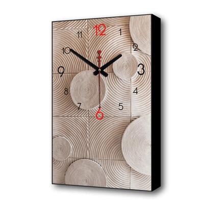 118626 Часы настенные Гипноз 37х60 см кварцевый механизм