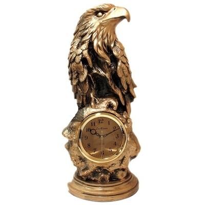 25434 Часы настольные La Minor 5018 статуэтка, 165х400х165