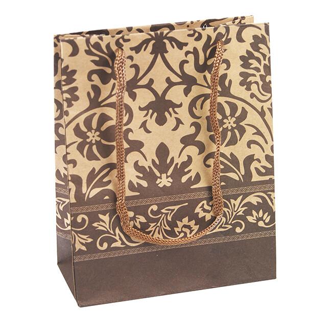 14850 Крафт-пакет подарочный
