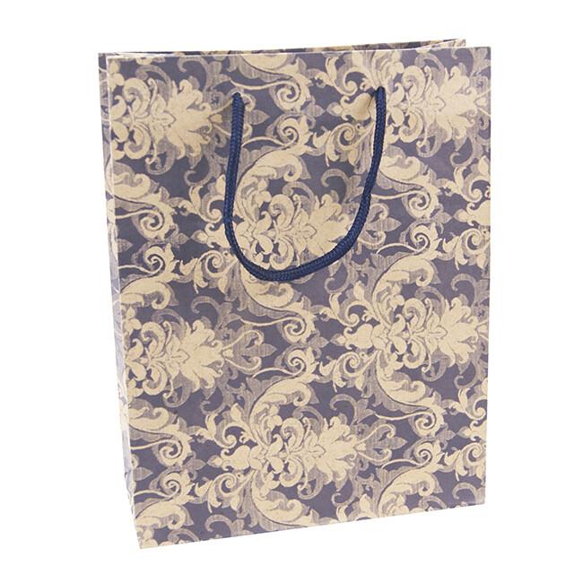 14799 Крафт-пакет подарочный , Размер: 19*24,5*8 см