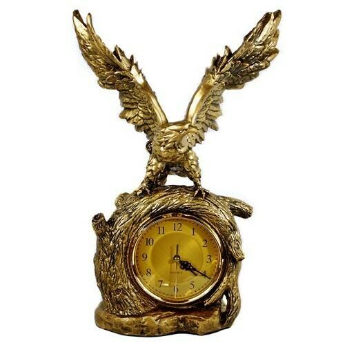 26753 Часы настольные La Minor 535 статуэтка, 490х170х320 мм