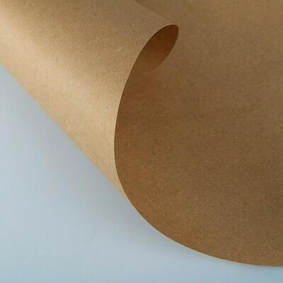 3341675 Бумага упаковочная крафт без печати, 70 г/м2, 0,72 х 10 м   3341675