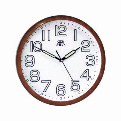 89364 Часы настенные MIRRON P2879 Д 390х390х50 мм