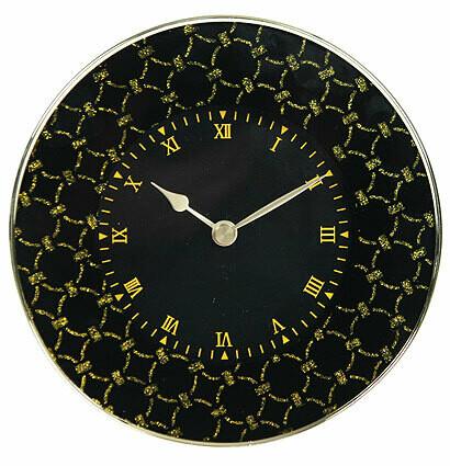 """78856 Часы """"Роскошь"""" 16*16*2см"""