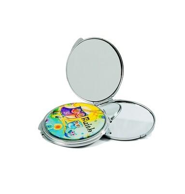 78444 Зеркальце карманное