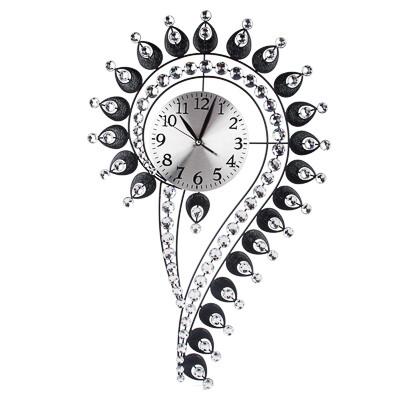 581-838 Часы настенные LUX, металл, 38х60см,