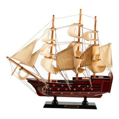 129017 Модель корабля 33*7*30см