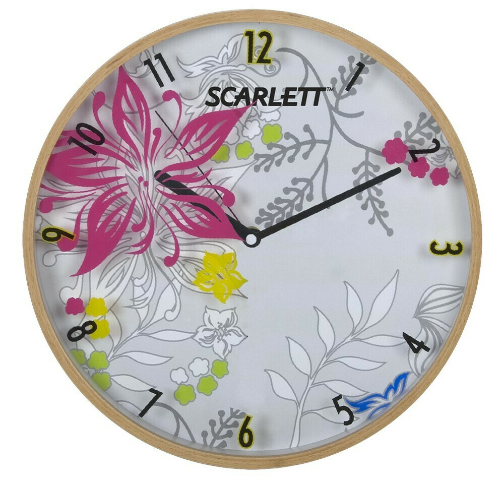 SC-33A Часы SCARLETT 33 A
