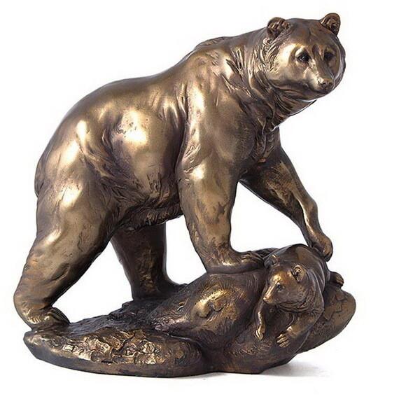 """72537 Фигурка декоративная """"Медведь"""" 23*13*23см"""