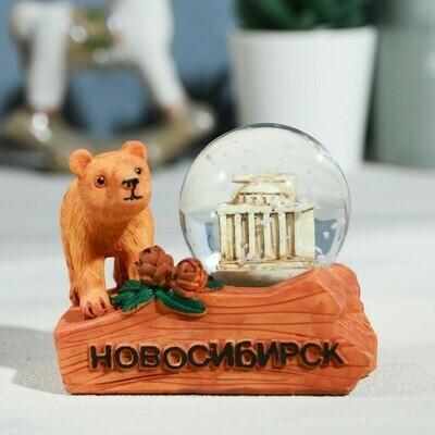 """4364228 Снежный шар """"Новосибирск"""" (Театр оперы и балета)   4364228"""