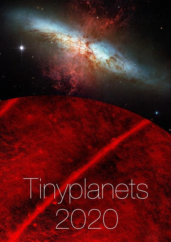 Tinyplanets Kalender 2020