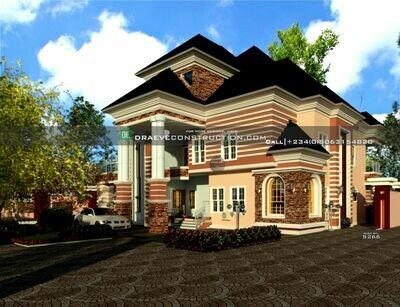 5 Bedroom Duplex-Penthouse with 7 Balconies  Floorplan Preview