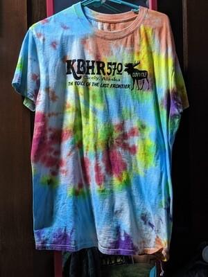 KBHR 57am Tie Dye T-Shirt