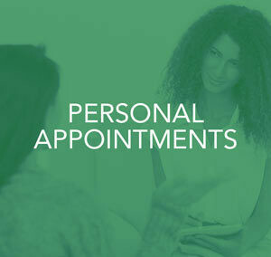 Personal Appointment