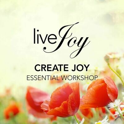 Create Joy Online Workshop
