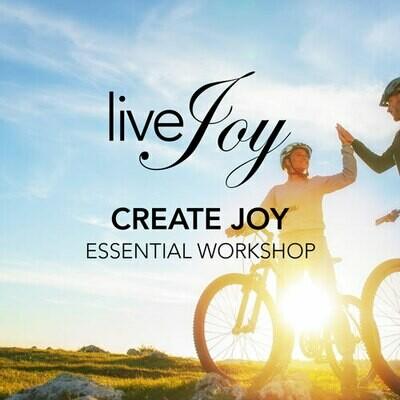 Create Joy Online Workshop
