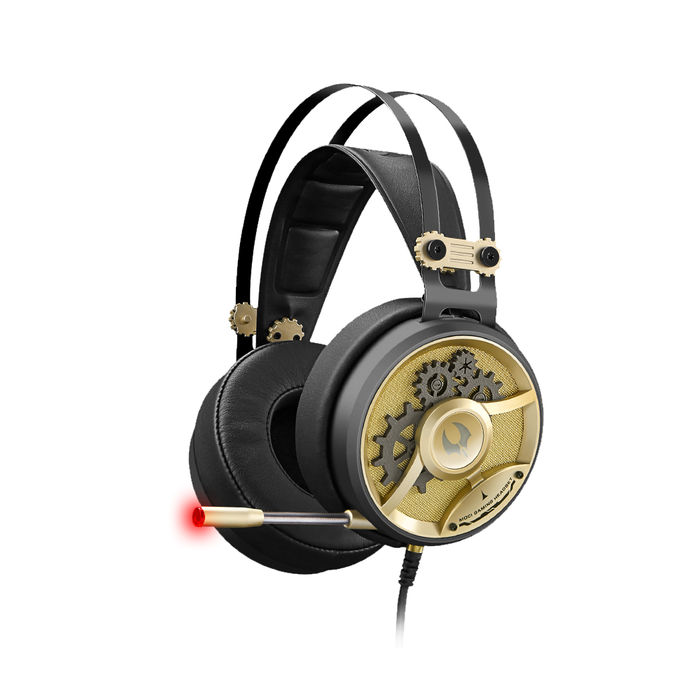 M660G Chronometer UHDR Gaming Headset - Gold