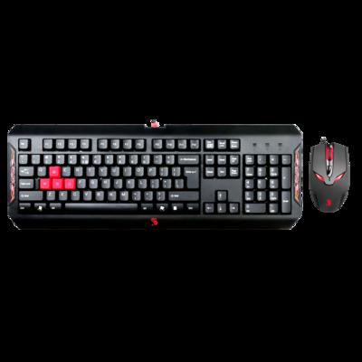 Q1100 Keyboard + V4 - Bundle