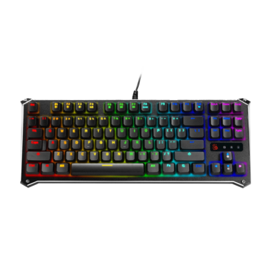 (Renewed) B930 TKL Light Strike Optical Gaming Keyboard