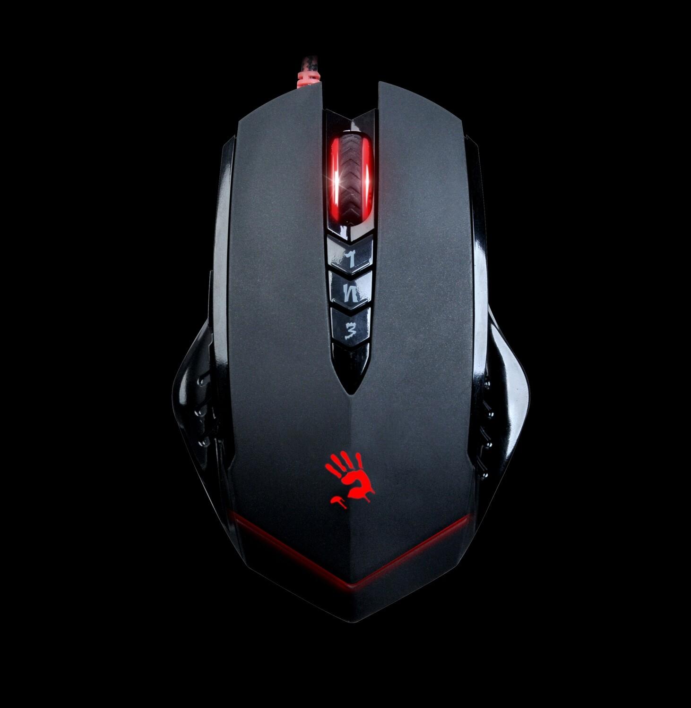 Bloody V8 Ergonomic Gaming Mouse